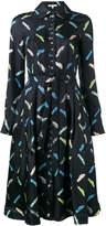 Olympia Le-Tan shirt dress
