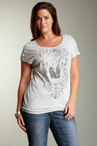 IT Jeans !iT Jeans Plus Size Slub Knit Top