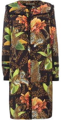 Biba Jungle Shift Dress