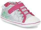 Robeez FELICITY Grey / Pink