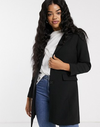 JDY Inell smart coat-Black