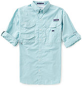 Columbia PFG Super Bonehead Classic Long-Sleeve Gingham Shirt