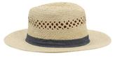 George Grosgrain Ribbon Hat