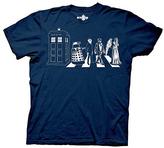 Ripple Junction Doctor Who Street Crossing Tee - Men's Regular