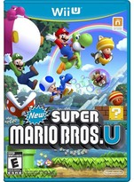 Nintendo New Super Mario Bros. U Wii U)