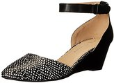Chinese Laundry Women's TOUCHED SNAKE Wedge Pump