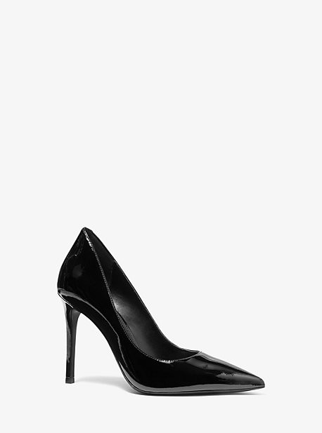 Michael Kors Keke Patent Leather Pump