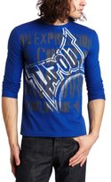 Tapout Men's The Message Thermal Shirt