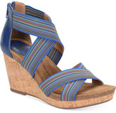 Sofft Cary Wedge Sandals Women's Shoes