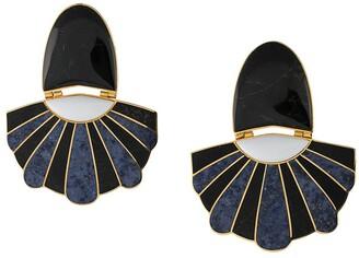 Monica Sordo Mullu Chandelier earrings