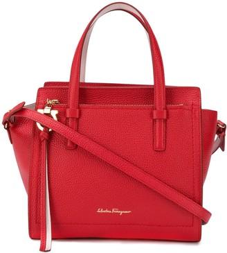 Salvatore Ferragamo XS Shopping tote bag