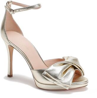 Kate Spade Bow Ankle Strap Sandal