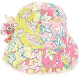 Emilio Pucci Flora Canvas Hat