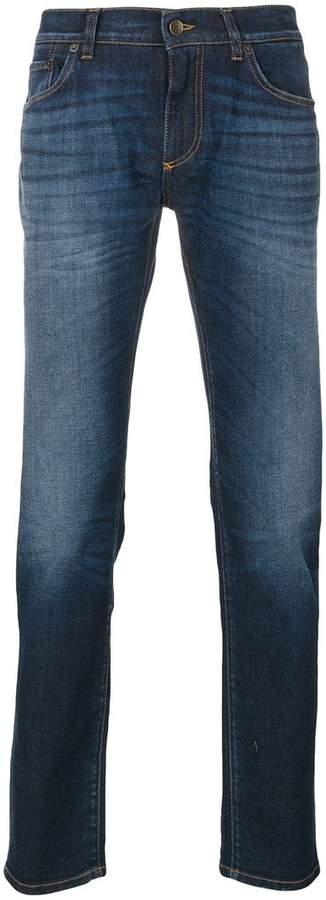 Dolce & Gabbana classic straight jeans