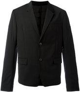 Diesel Black Gold classic blazer - men - Polyester/Spandex/Elastane/Viscose/Wool - 48