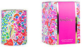 Lilly Pulitzer I'm So Hooked Lilly's Jungle Bamboo Scented Glass Candle