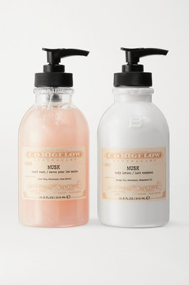 C.O. Bigelow Iconic Collection Hand Wash And Body Lotion Set
