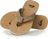 Quiksilver Carver Cork Flip Flops