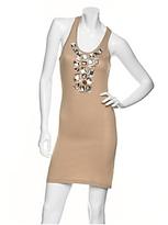 Giant Jewel Racerback Tee Dress
