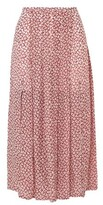 Thumbnail for your product : Rixo Long skirt