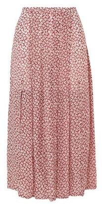 Rixo Long skirt