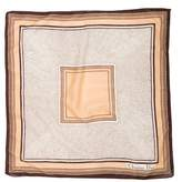 Christian Dior Printed Pocket Square