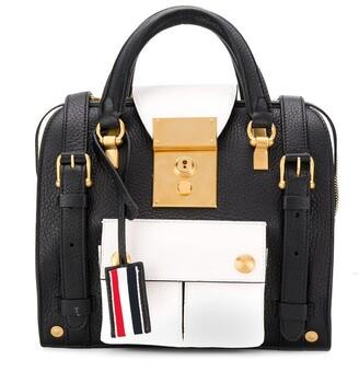 Thom Browne Zip-Top Mrs. Thom Mini Backpack
