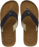 O'Neill Mens Soft Feel Sandals ~ Chad tobacco brown