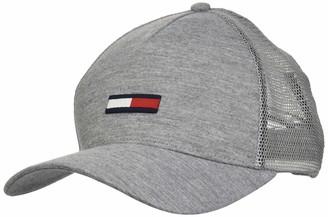 Tommy Jeans Women's TJW Trucker Flag Cap Hat