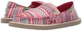 Sanuk Donna Blanket Women's Slip on Shoes
