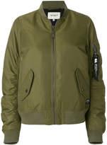 Carhartt padded bomber jacket