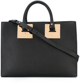 Sophie Hulme top handle tote - women - Calf Leather - One Size
