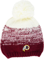 New Era Women's Washington Redskins Polar Dust Knit Hat