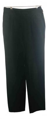 Bernhard Willhelm Black Cotton Trousers