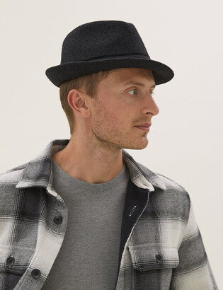 Marks and Spencer Wool Trilby with Thermowarmth