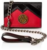 Bioworld Men's Assassins Creed Pu Chain Wallet