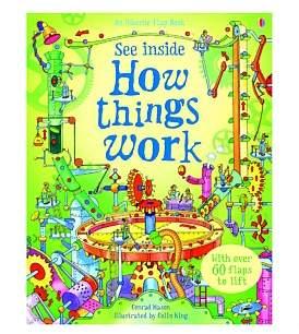 Harper Collins See Inside How Things Work