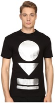 McQ by Alexander McQueen Dropped Shoulder Tee Men's T Shirt
