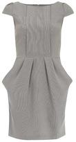 Dorothy Perkins Black white check dress