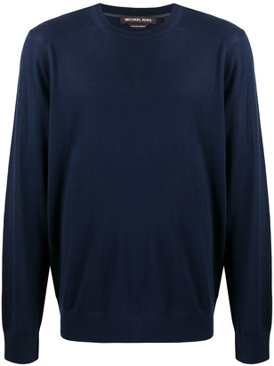 Michael Kors Round Neck Knitted Jumper