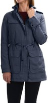 Bar III Sueded Parka - TENCEL® (For Women)