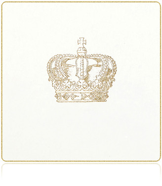 Bell'INVITO Crown Coasters, Set of 18