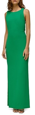 Whistles Tie-Back Maxi Dress