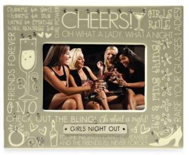 Grasslands Road Girls Night Out 4-Inch x 6-Inch Sentiment Frame