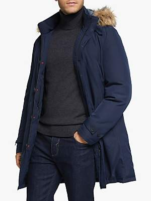 Guards London Clifton Hooded Parka Jacket