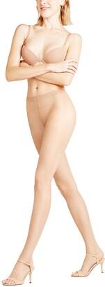 Falke Women Shaping Top 20 DEN Tights - Sheer Matt Yellow (Sun 4099) L 1 Pair