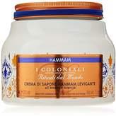 I Coloniali Smoothing Hammam Soap Cream, Amber and Orange, 7.3 Ounce