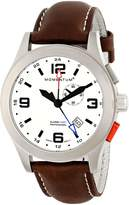 Momentum 1M-SP58L2C Men's Vortech GMT Sport Wrist Watches