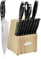Cuisinart Classic 15-pc. Nitrogen Collection Cutlery Block Set