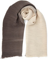 Oasis Ombre Crinkle Scarf